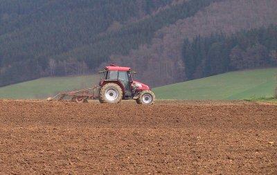 Bestellung von Feldern auf der Sporker Hochfläche